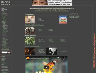 wallpapers.animalsearch.net screenshot