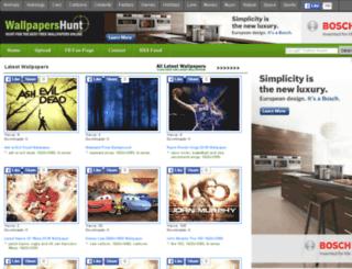 wallpapershunt.com screenshot