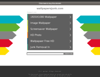wallpapersjunk.com screenshot