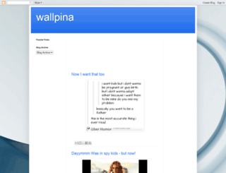 wallpina.blogspot.com screenshot