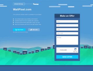 wallpixel.com screenshot
