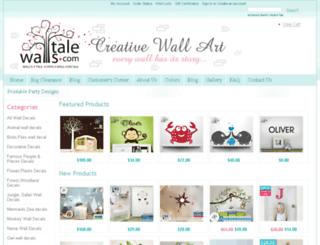 wallstale.com screenshot