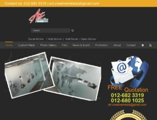wallstickersmalaysia.com screenshot