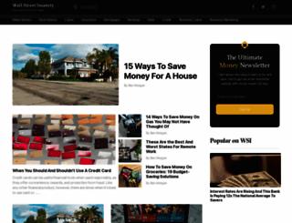 wallstreetinsanity.com screenshot