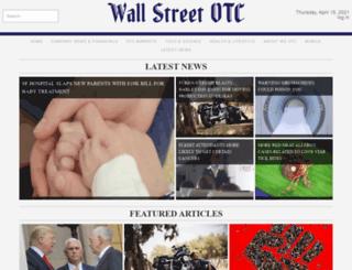 wallstreetotc.com screenshot