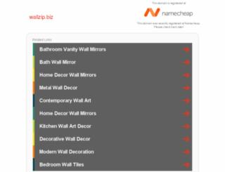 wallzip.biz screenshot
