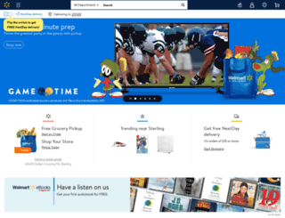 walmart.co.in screenshot