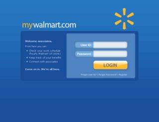 walmartbenefits.com screenshot