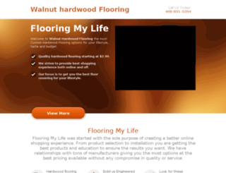 walnut-hardwoodflooring.com screenshot