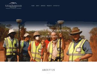 walshsurveyors.com screenshot