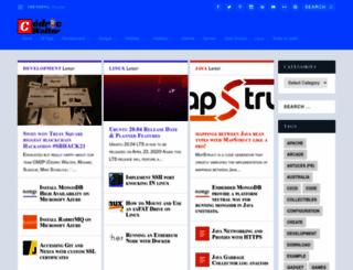 waltercedric.com screenshot