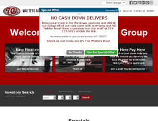 walters1975.com screenshot