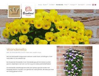 wanderella.com screenshot
