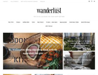 wanderlusttips.com screenshot