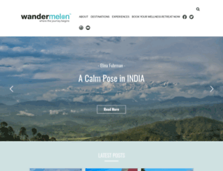wandermelon.com screenshot