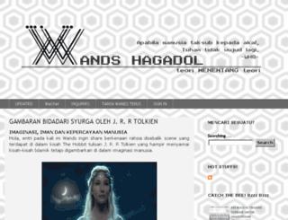 wandshagadol.blogspot.com screenshot