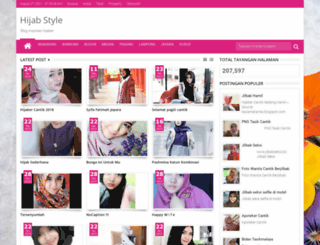 wanitamuslimahberjilbab.blogspot.com screenshot