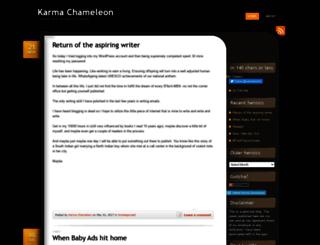 wannabesuperwoman.wordpress.com screenshot