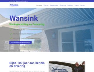 wansink-eibergen.nl screenshot
