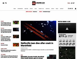 waow.com screenshot