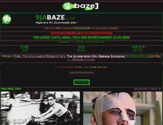 wap.9jabaze.com screenshot