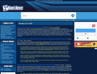 wap.bluesnews.com screenshot