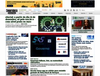wap.convergenciadigital.com.br screenshot