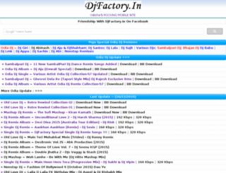 wap.djfactory.in screenshot