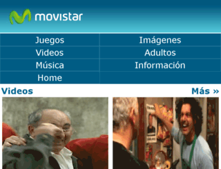 wap.movistar.com.ni screenshot