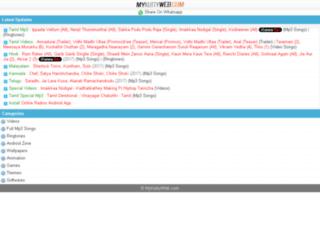 wap.mykuttyweb.com screenshot