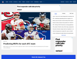 wap.nfl.com screenshot