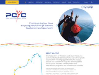 wapcyc.org.au screenshot