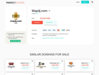 wapdj.com screenshot
