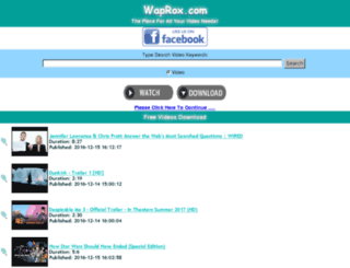 waprox.net screenshot
