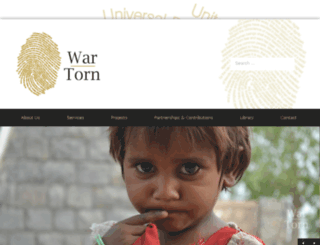war-torn.com screenshot