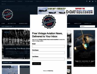 warbirdsnews.com screenshot