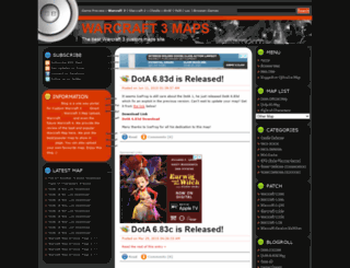 warcraft.gamewebz.com screenshot