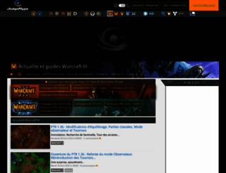 warcraft3.judgehype.com screenshot