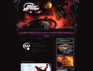 wardrome.com screenshot
