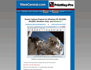 warecentral.com screenshot