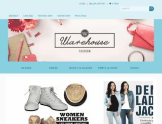 warehouse-outlet.com screenshot