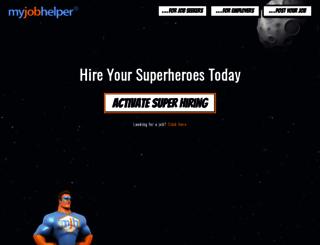 warehousejobs.myjobhelper.com screenshot