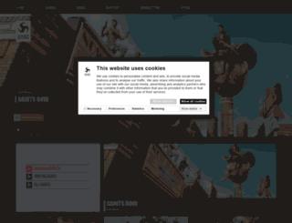 warhammer.deepsilver.com screenshot