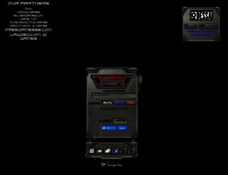 warin.space screenshot