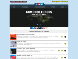 warlockstudio.com screenshot