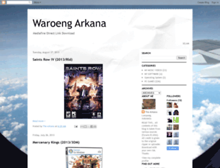 waroengarkana.blogspot.com screenshot