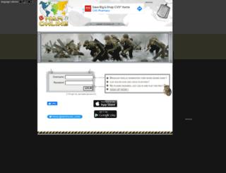waronline.com.br screenshot