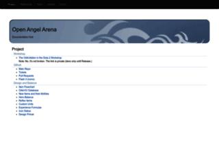 warpdragon.github.io screenshot
