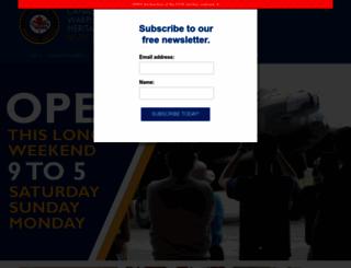 warplane.com screenshot