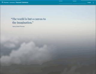 warr1234-warr-ccl.gradpoint.com screenshot